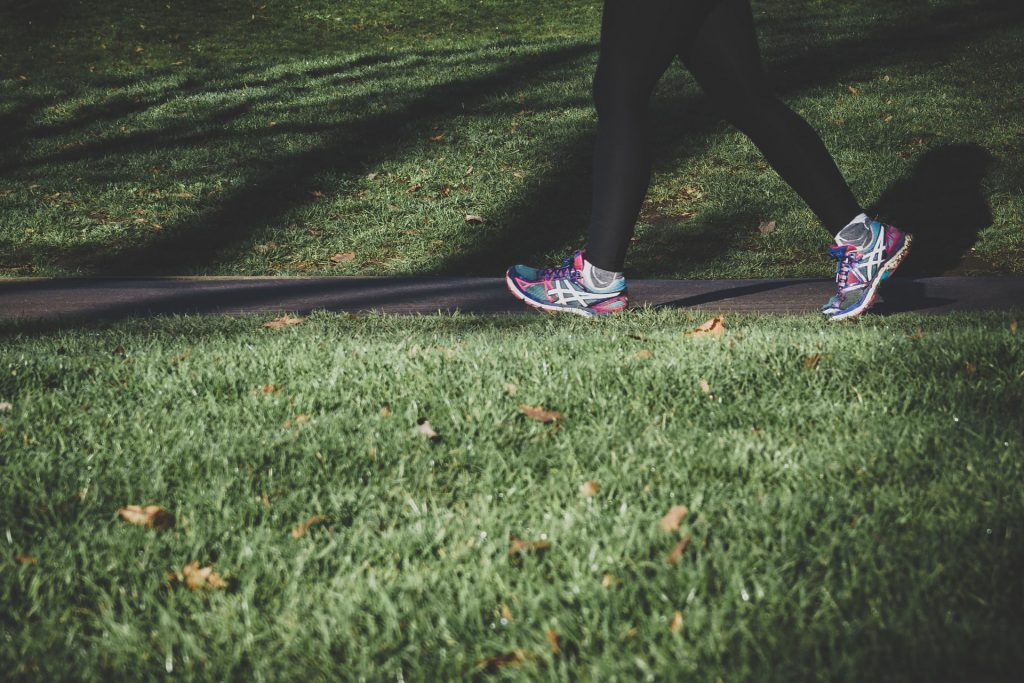 Hoeveel calorieën verbrand je met wandelen?