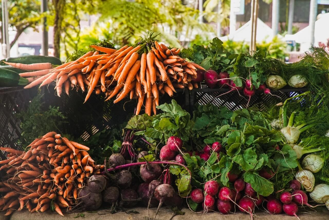 hoeveel groente per dag