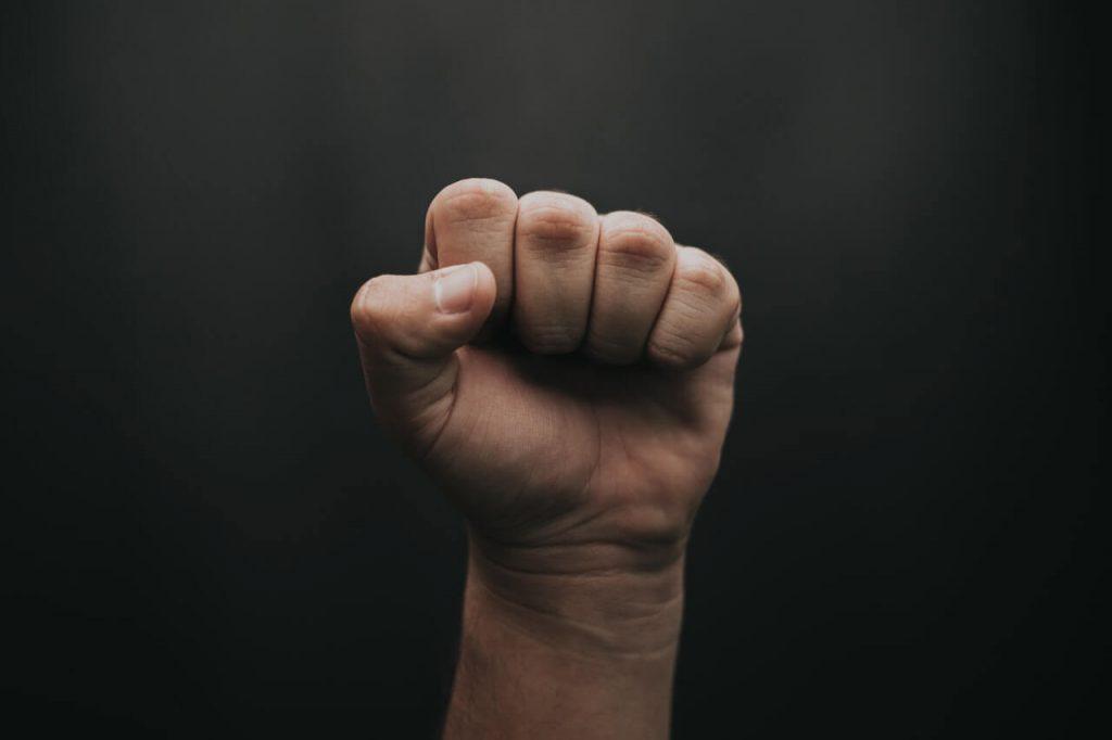 vingers knakken